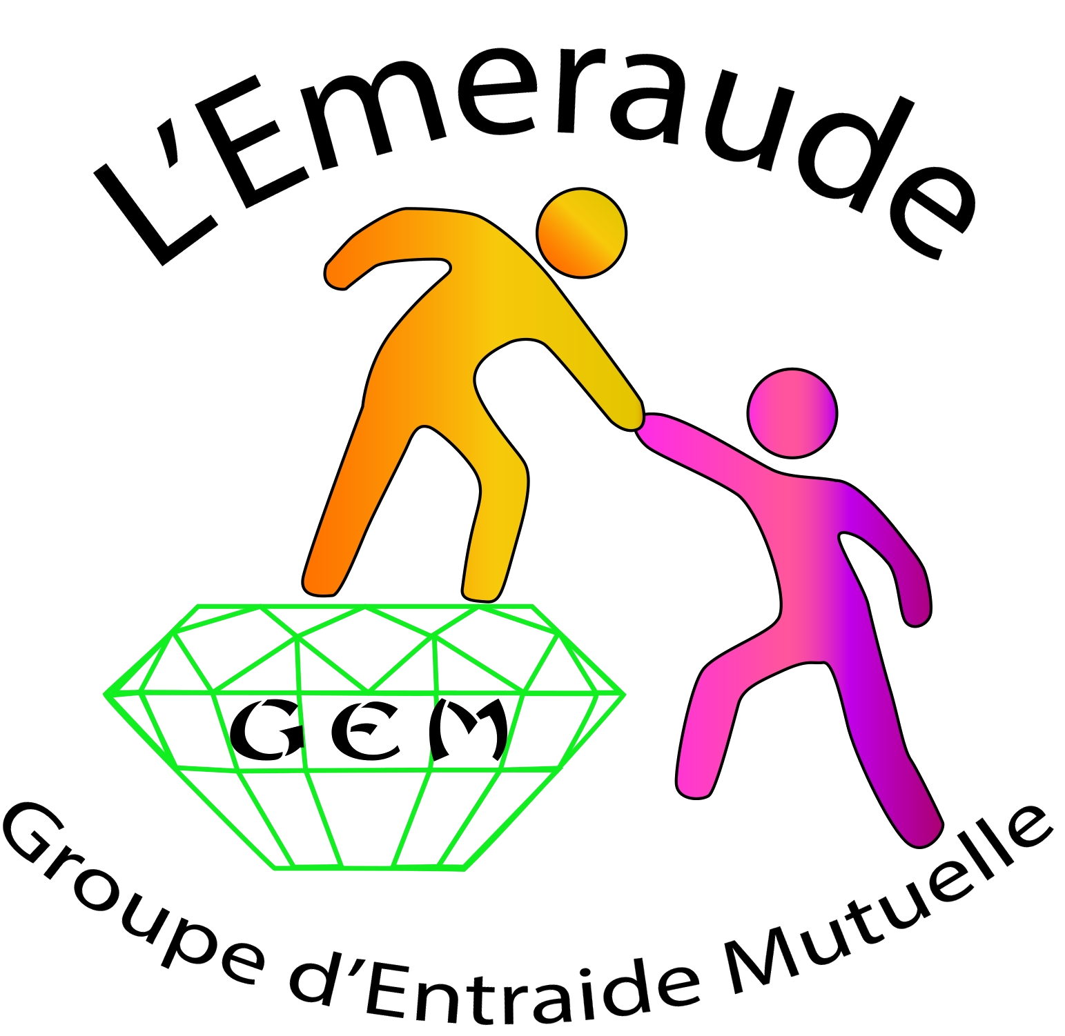 Gem Ales l'Emeraude Groupe d'entraide mutuelle Gard