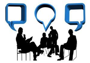 Discussion débat GEM Alès Parole aux adhérents